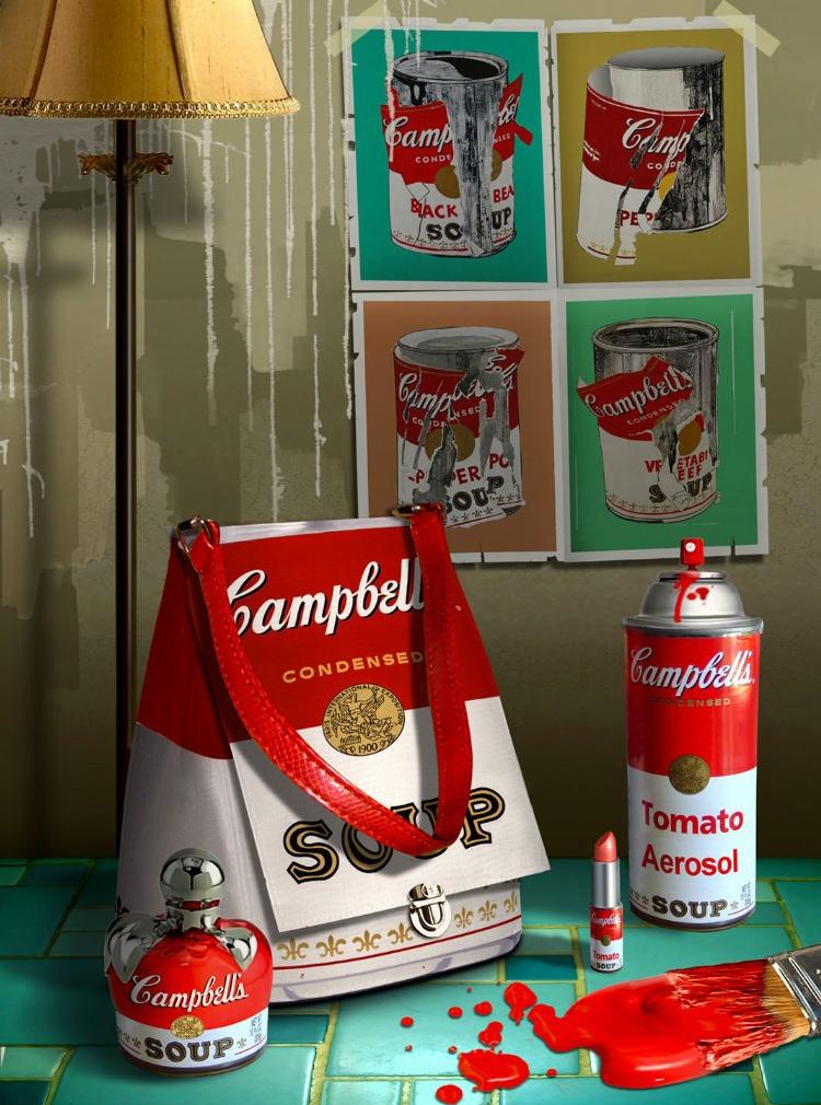 Warhol Soup 76661