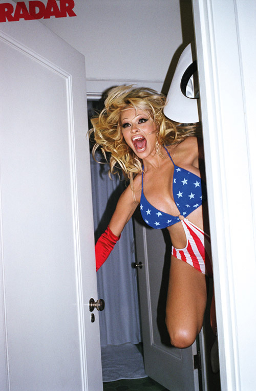 Pamela Anderson Terry Richardson 4